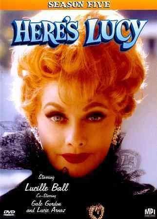 Here's Lucy: Season 5 (DVD)