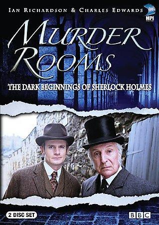 Murder Rooms (DVD)
