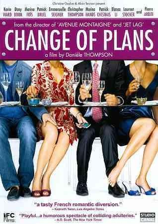 Change of Plans (DVD)