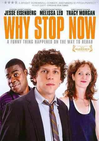 Why Stop Now (DVD)