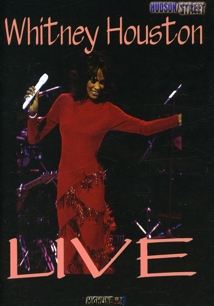 Whitney Houston: Live (DVD)