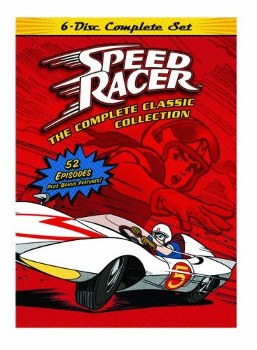 Speed Racer: The Complete Classic Series Collection (DVD)
