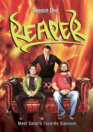Reaper: Season 1 (DVD)