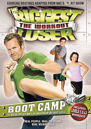 Biggest Loser: Boot Camp (DVD) - Thumbnail 0