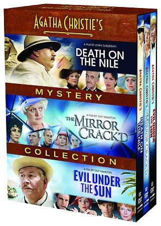 Agatha Christie Mysteries Collection (DVD)