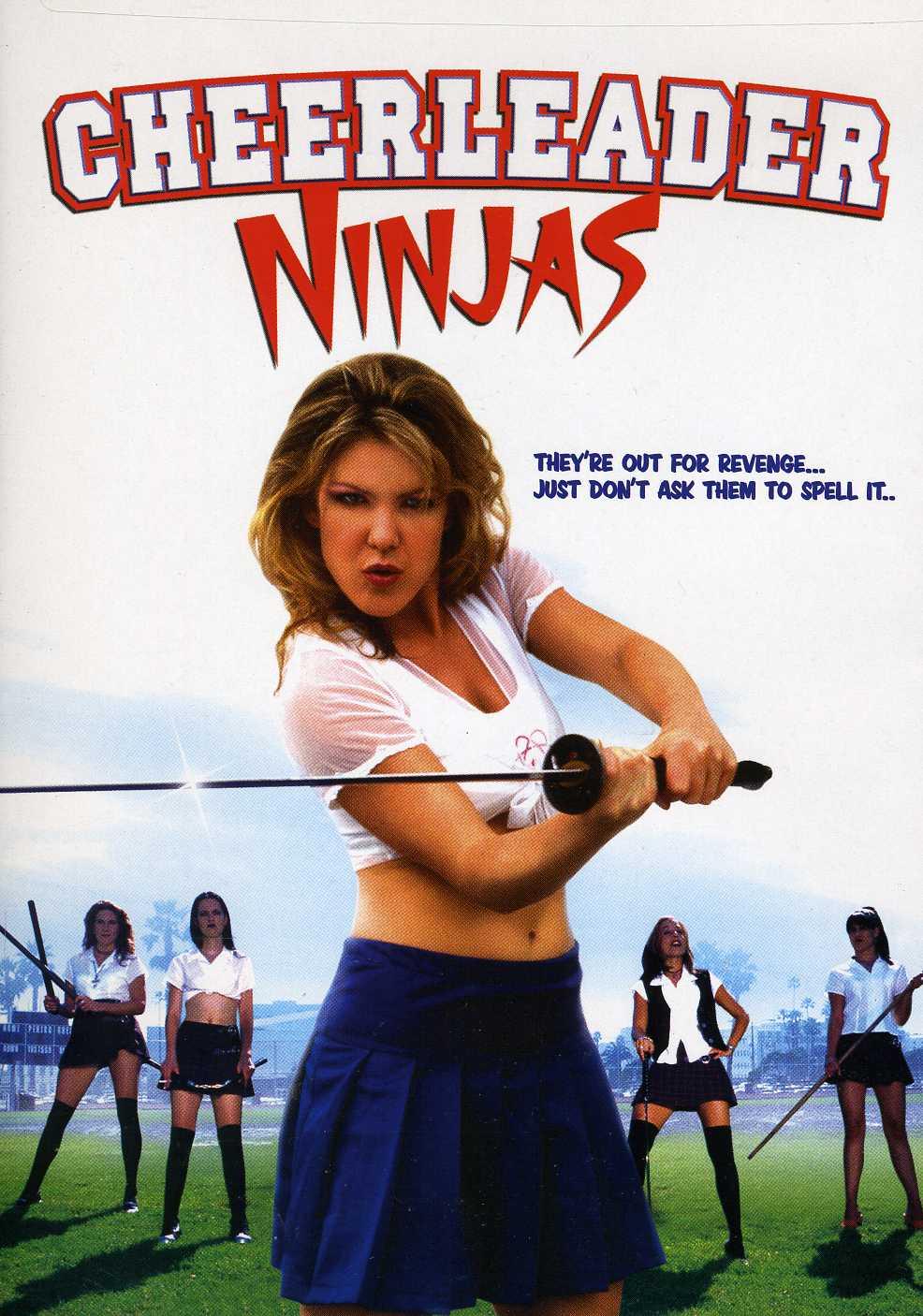 Cheerleader Ninjas (DVD)