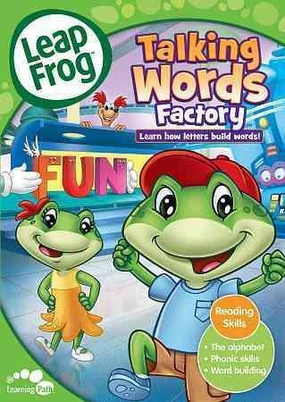 Leapfrog: Talking Words Factory (DVD)