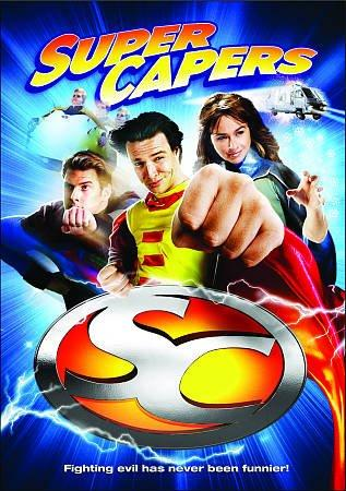 Super Capers (DVD)