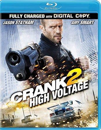 Crank 2: High Voltage (Blu-ray Disc)