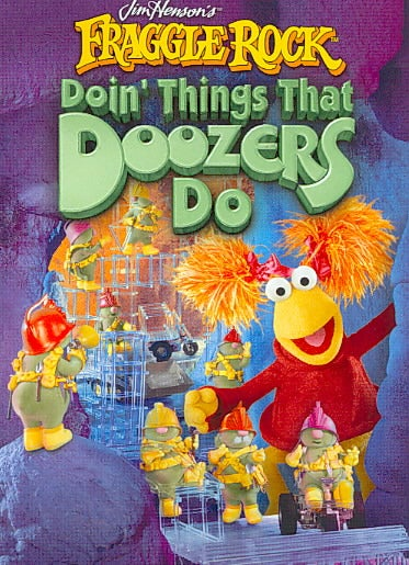 Fraggle Rock: Doin' Things That Doozers Do (DVD)