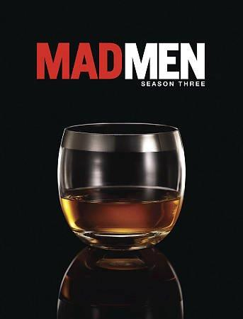 Mad Men Season 3 (DVD)