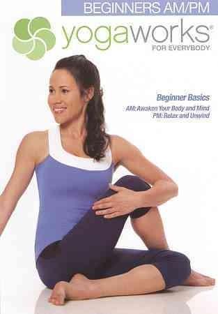 Yogaworks: Beginners AM/PM (DVD)