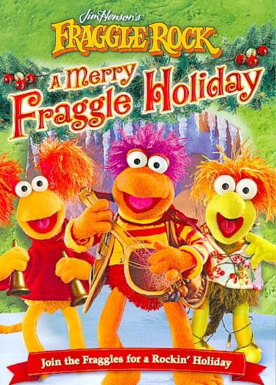 Fraggle Rock: A Merry Fraggle Holiday (DVD)