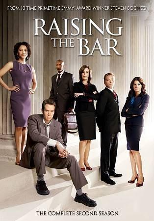 Raising The Bar Season Two (DVD)