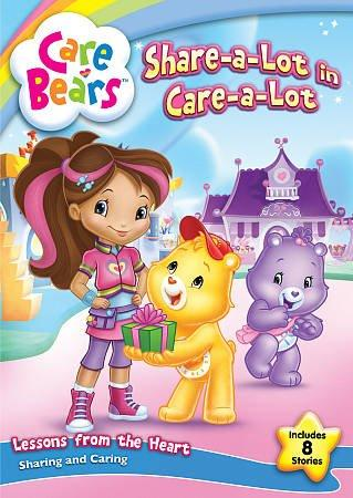 Care Bears: Share-A-Lot In Care-A-Lot (DVD)