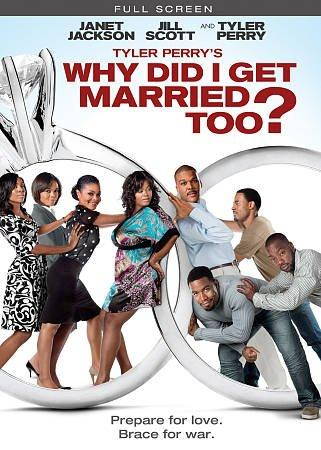 Why Did I Get Married Too? (DVD)