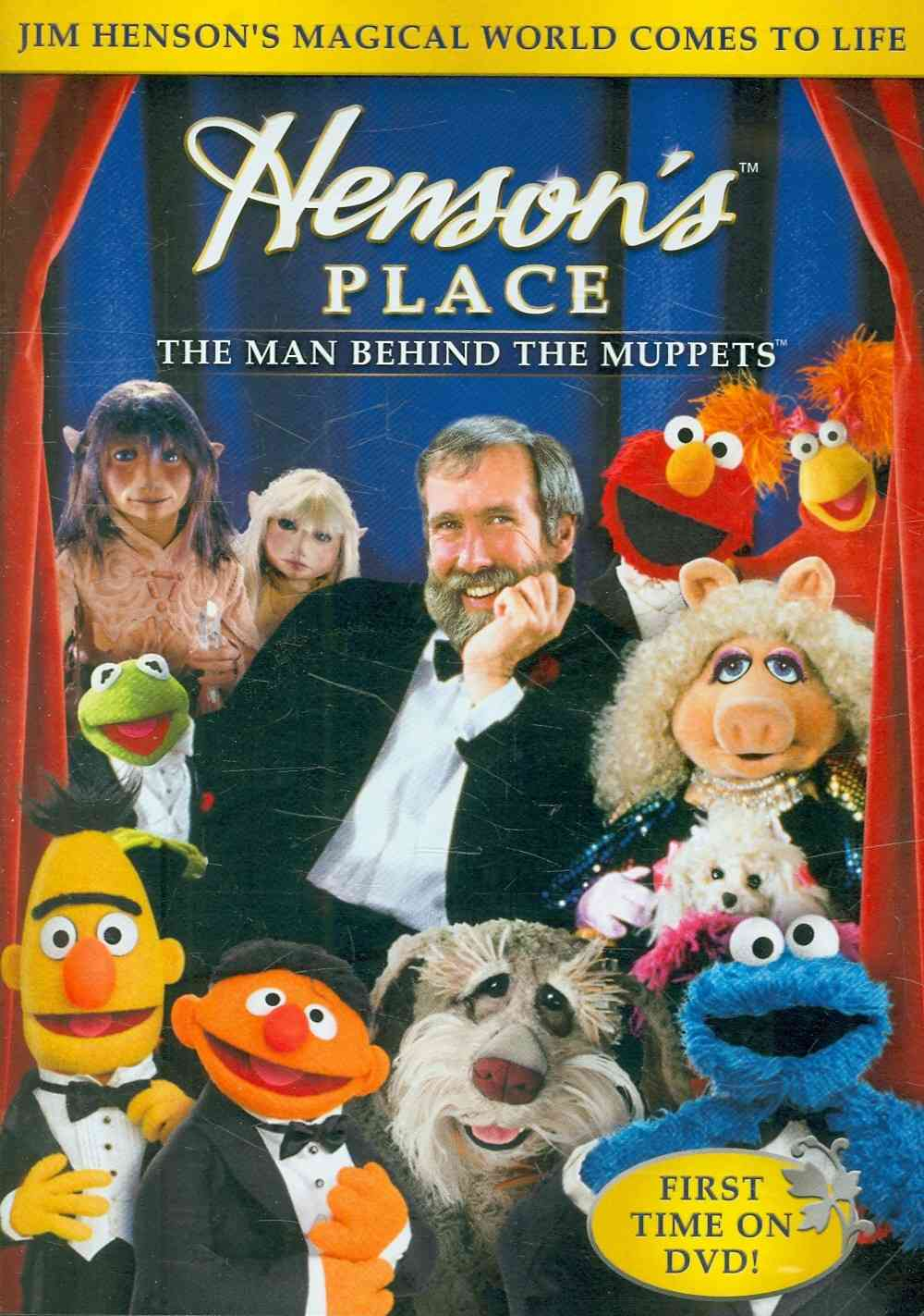 Henson's Place: The Man Behind The Muppets (DVD)