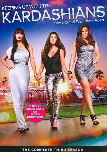 Keeping Up With The Kardashians Season 3 (DVD)