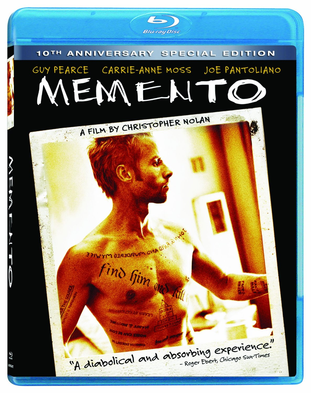 Memento (Blu-ray Disc)