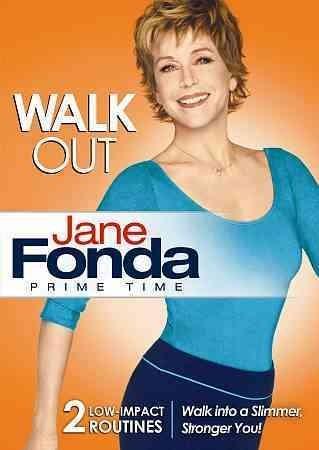 Jane Fonda Prime Time: Walkout (DVD)