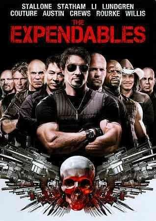 The Expendables (DVD) - Thumbnail 0