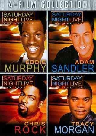 Saturday Night Live: Eddie Murphy/Chris Rock/Tracy Morgan/Adam Sandler (DVD)