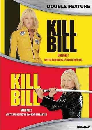 Kill Bill Vol. 1 & 2 (DVD)