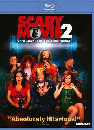Scary Movie 2 (Blu-ray Disc)