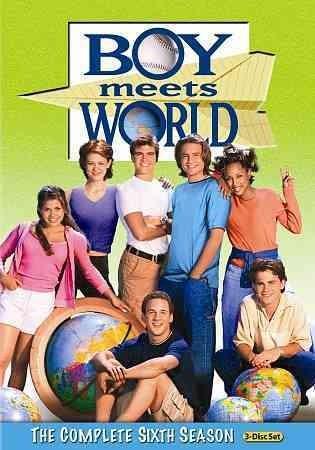 Boy Meets World: Season 6 (DVD)