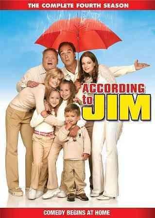According To Jim Season Four (DVD)