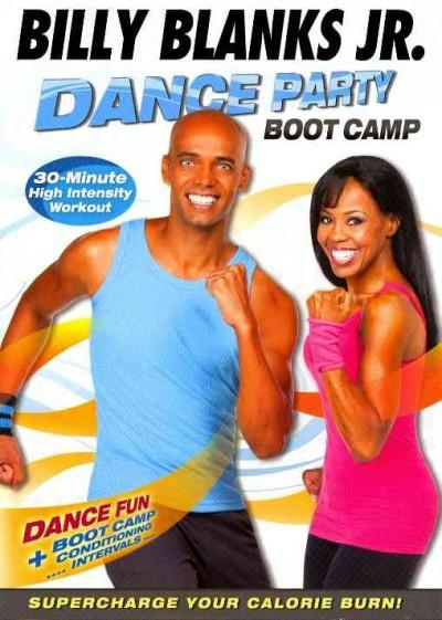 Billy Blanks Jr. Dance Party Boot Camp (DVD)