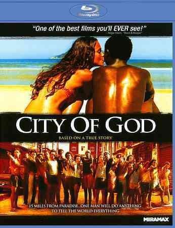 City Of God (Blu-ray Disc)