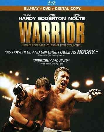 Warrior (Blu-ray/DVD)