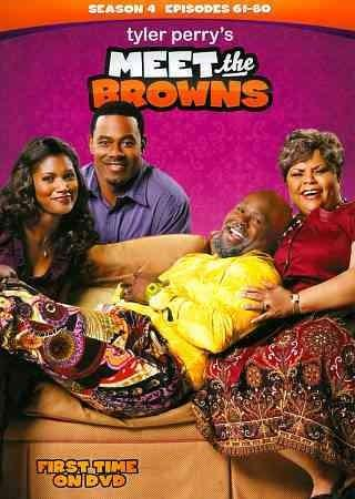Meet The Browns: Season 4 (DVD)