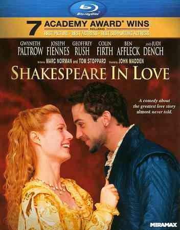 Shakespeare In Love (Blu-ray Disc)