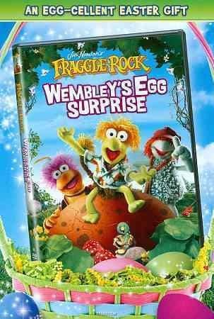 Fraggle Rock: Wembley's Egg Surprise (DVD)
