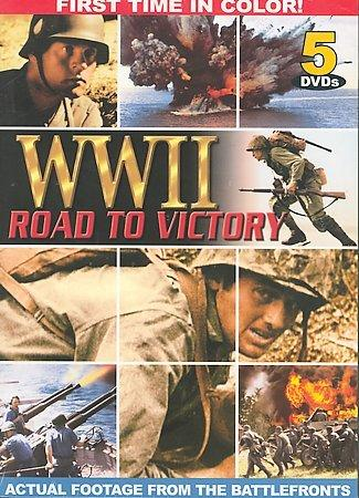 WWII: Road To Victory (DVD)