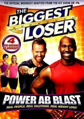 The Biggest Loser: Power Ab Blast (DVD) - Thumbnail 0