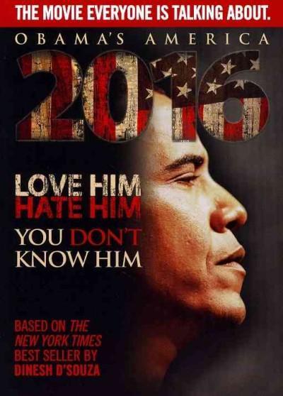2016: Obama's America (DVD)