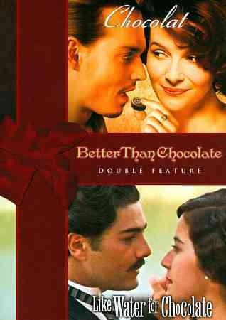 Chocolat/Like Water For Chocolate (DVD)
