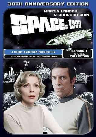 Space 1999: The Complete Season 1 (DVD)