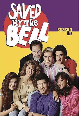 Saved By the Bell: Season 5 (DVD)