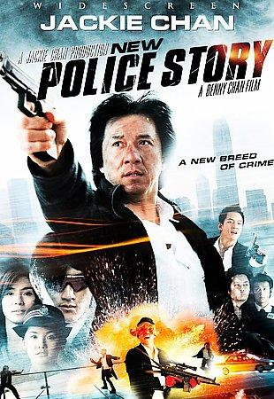 New Police Story (DVD)