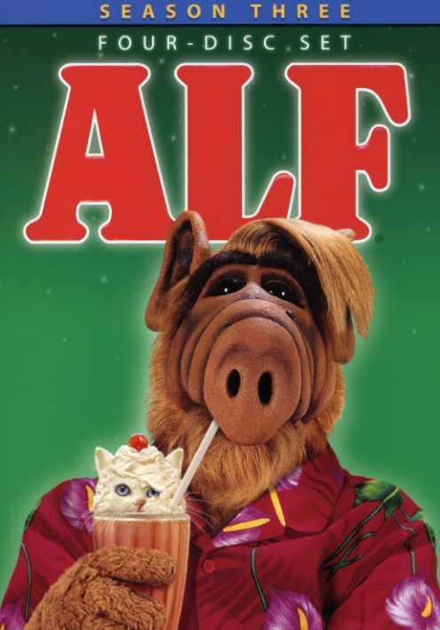 Alf: Season 3 (DVD)