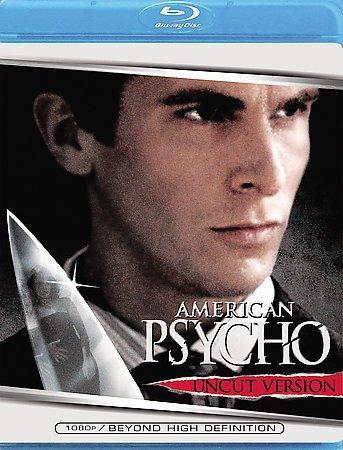 American Psycho (Blu-ray Disc)