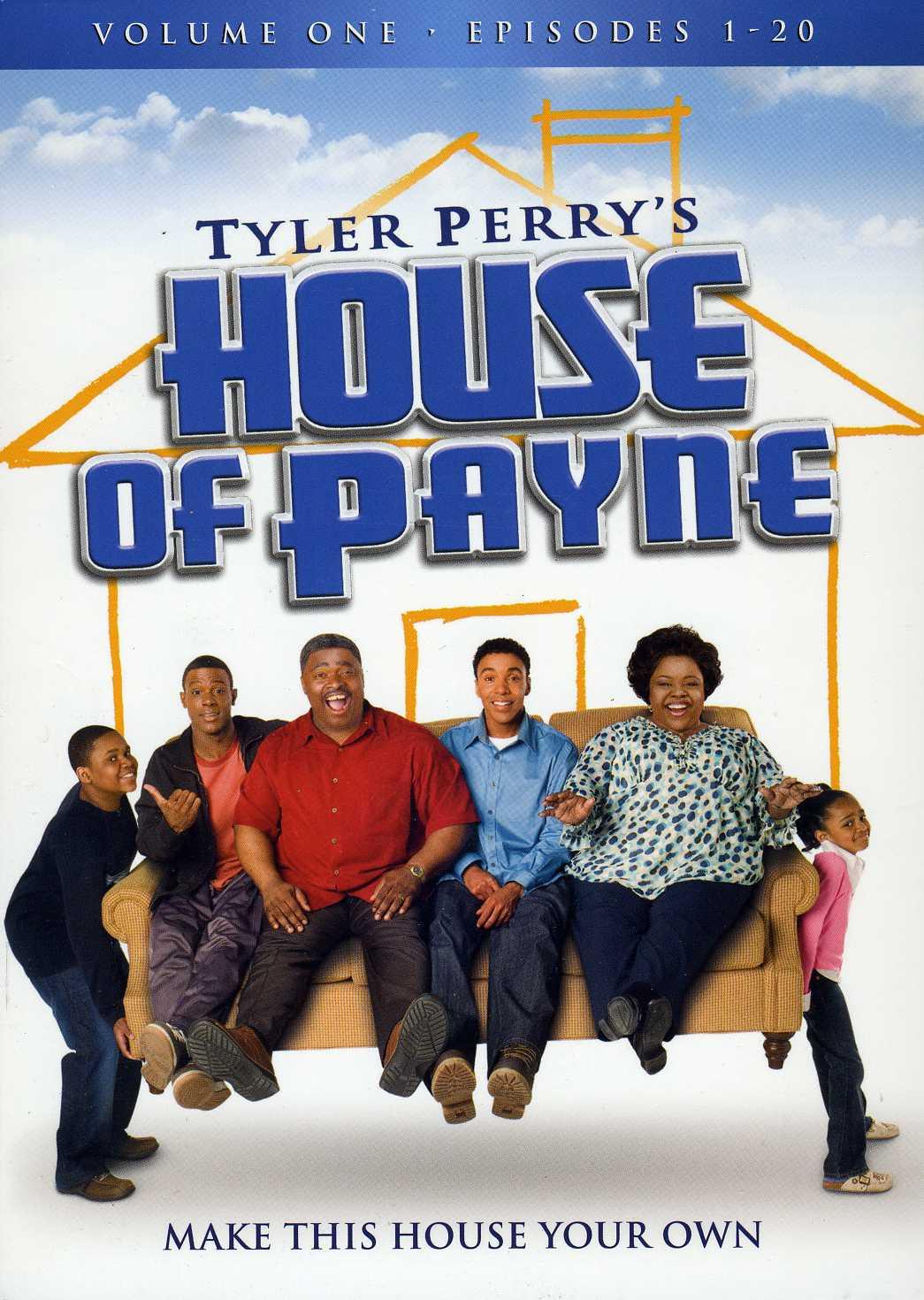 House Of Payne (DVD)