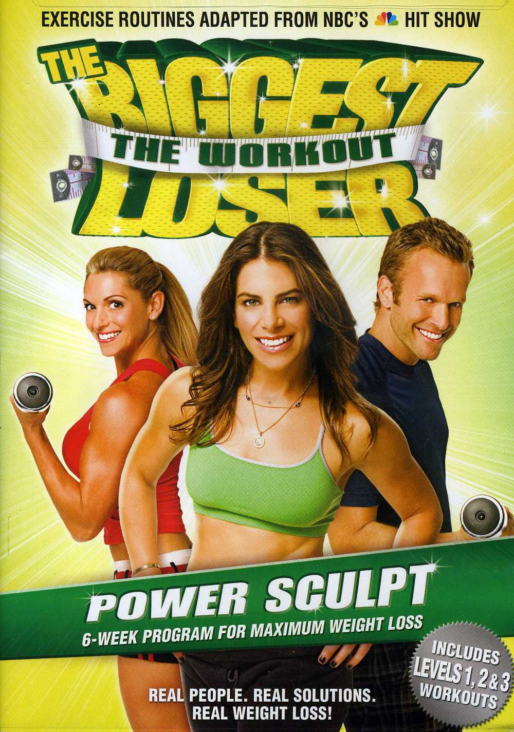 Biggest Loser Power Sculpt (DVD) - Thumbnail 0