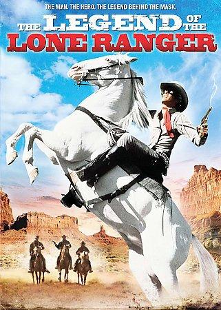 Legend Of The Lone Ranger (DVD)