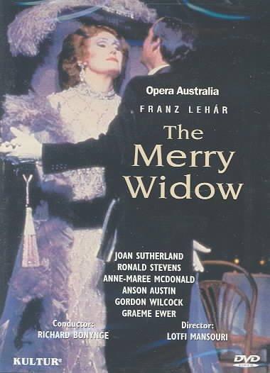 Lehar: Merry Widow (DVD)