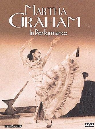 Martha Graham in Performance (DVD)